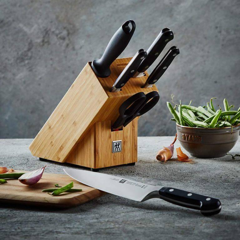 ست چاقوی 7 پارچه زولینگ ZWILLING مدل Professional S کد 356210040