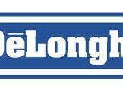delonghi logo 180x134 - اسپرسوساز دلونگی Delonghi مدل Dedica EC685 قرمز