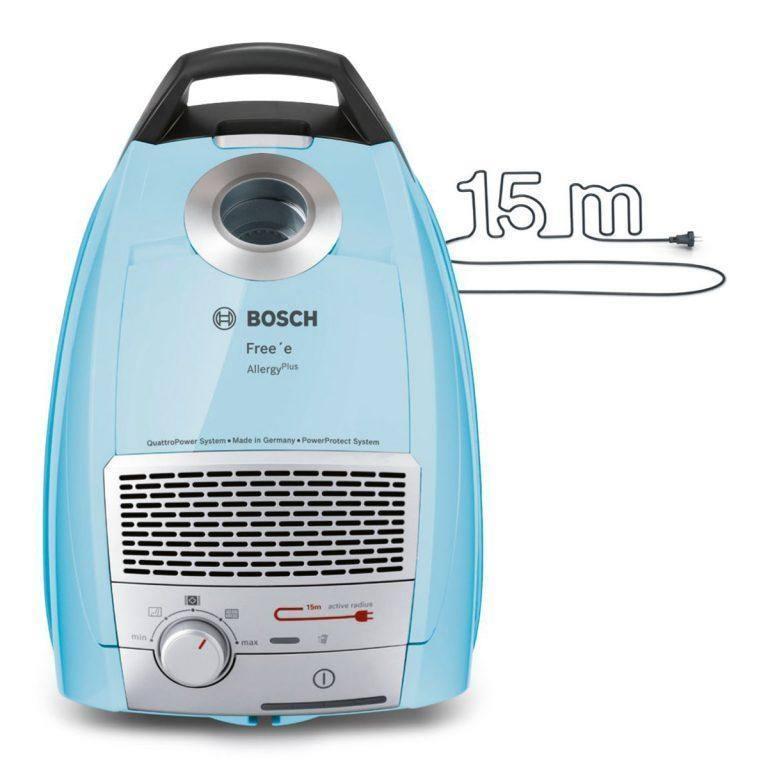 جاروبرقی بوش BOSCH مدل Free'e BSGL5409