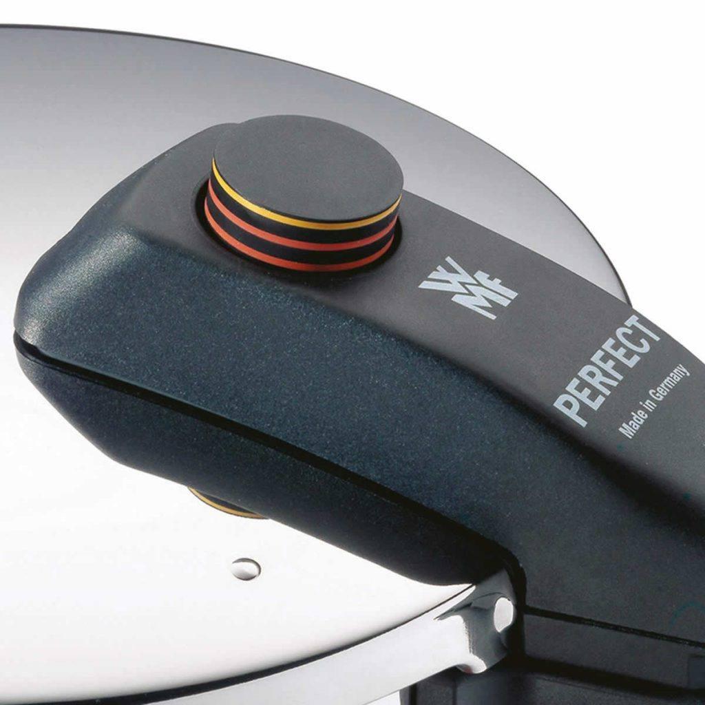 زودپز دوقلو 3 و 5-6 لیتری وی ام اف WMF مدل Perfect Plus