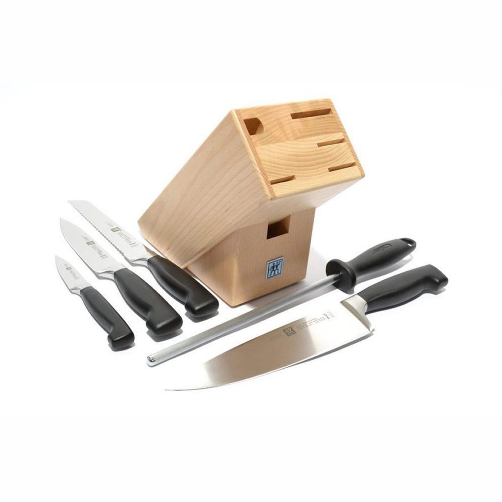 ست چاقوی 6 پارچه زولینگ ZWILLING مدل Four Stars کد 350610000