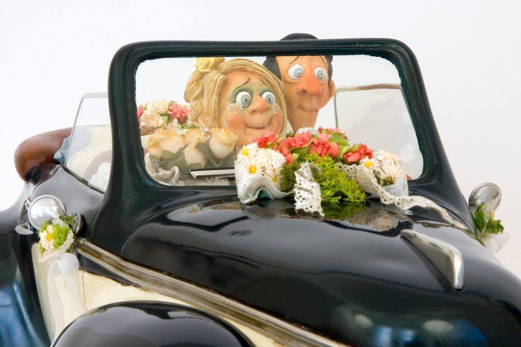Just Married 6 e1382100261449 1024x683 - گیلرمو فورچینو، مجسمه سازی با داستان های دوست داشتنی