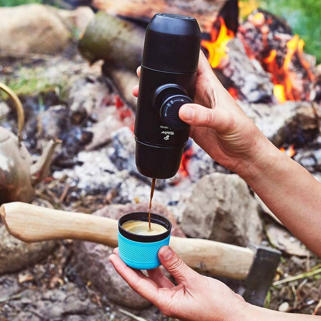 اسپرسوساز قابل حمل چیبو TCHIBO مدل Pocket Mini Espresso