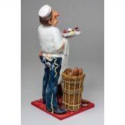 مجسمه کمیک آرت فورچینو FORCHINO مدل قناد The Baker