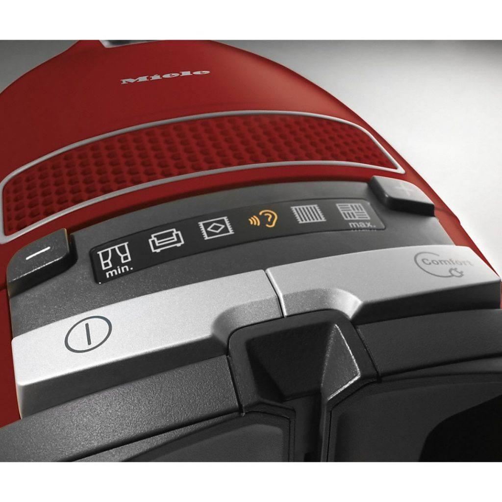 جاروبرقی میله MIELE سری C3 مدل Complete Red