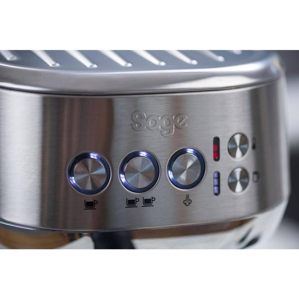 اسپرسوساز سیج SAGE مدل SES500 BSS BAMBINO PLUS