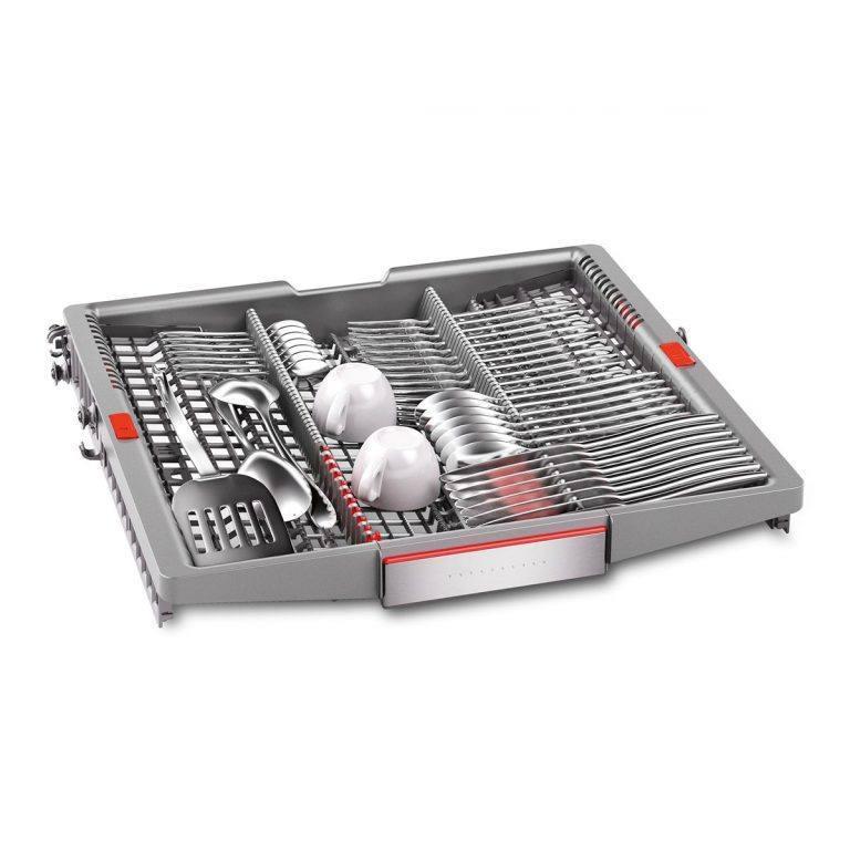 ماشین ظرفشویی توکار بوش BOSCH مدل SMV88TX36E