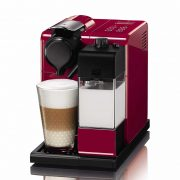 nespresso by de longhi lattissima touch en550 1 180x180 - اسپرسوساز نسپرسو Nespresso لاتیسیما Lattissima مدل EN550 قرمز