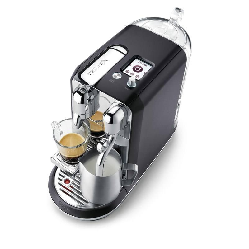 اسپرسوساز نسپرسو Nespresso برند SAGE مدل Creatista Plus
