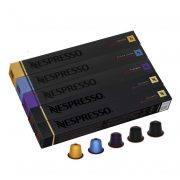 nespresso variety pack decaffienato 180x180 - کپسول قهوه نسپرسو Nespresso پک 50 عددی مدل Variety Pack Decaffienato