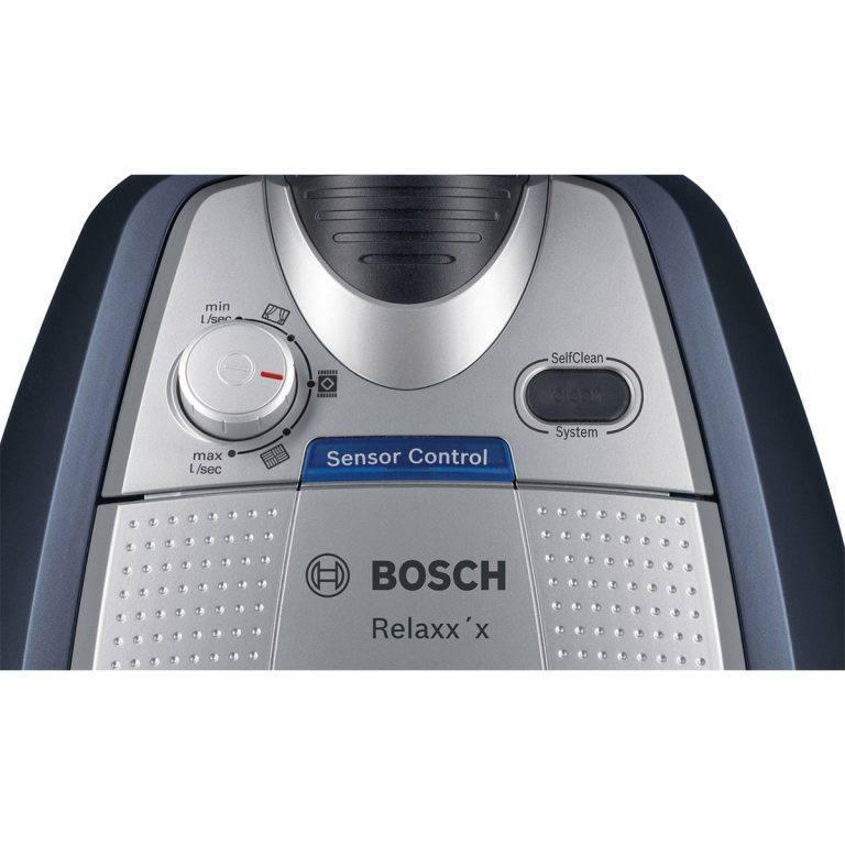 جارو برقی مخزن دار بوش BOSCH مدل BGS5330