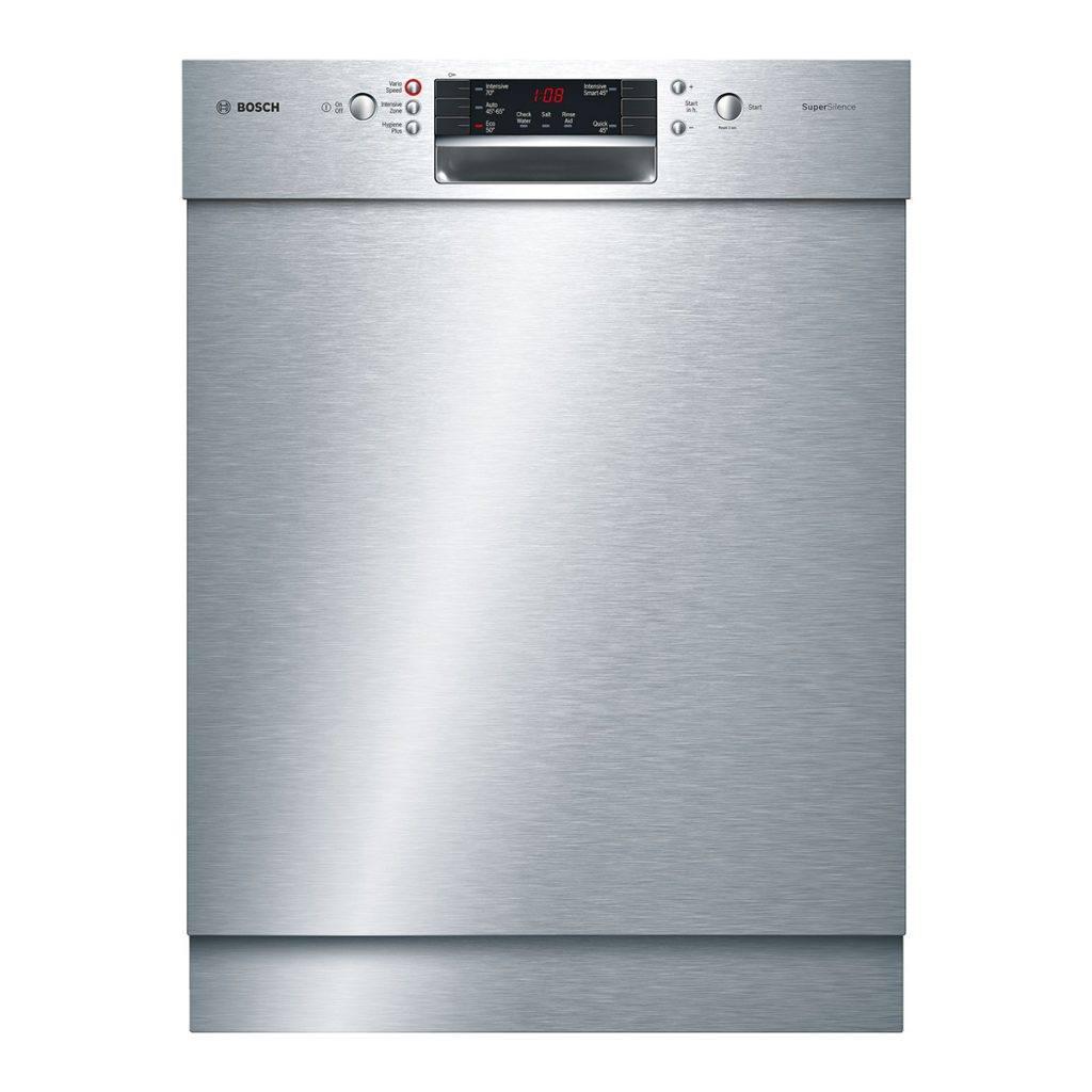 ماشین ظرفشویی توکار بوش BOSCH مدل SMU45JS01B