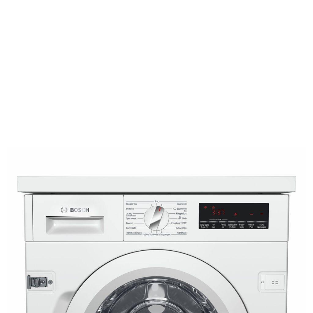 ماشین لباسشویی توکار بوش BOSCH مدل WIW28440