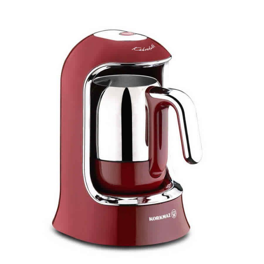 قهوه ترک ساز کرکماز Korkmaz کد AS-A860 قرمز
