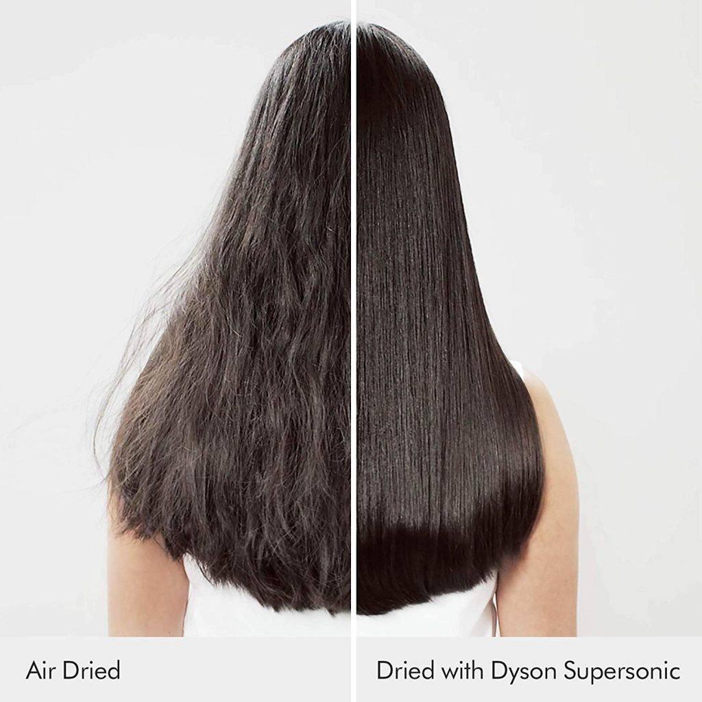 سشوار دایسون DYSON مدل Supersonic HD01 بنفش