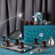 بسته هدیه جامبو Jumbo مدل Aquamarine