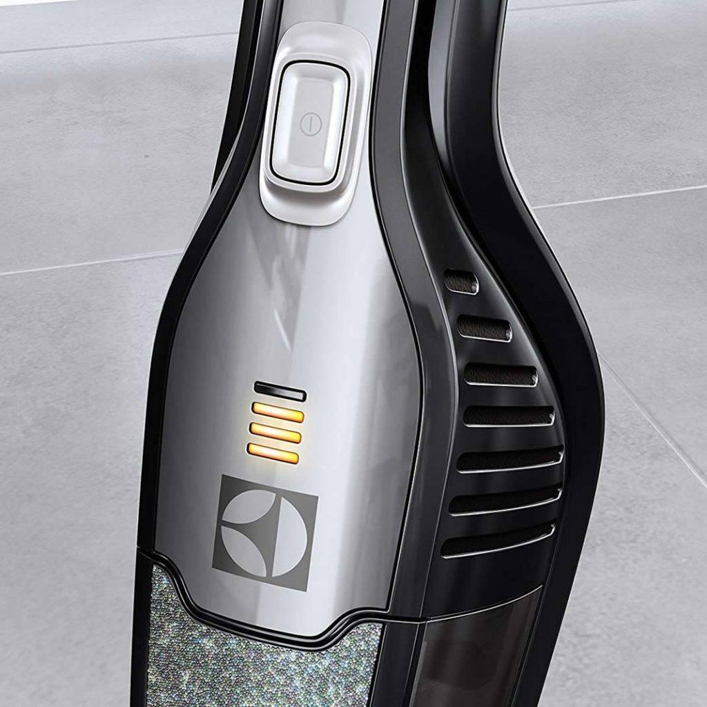جارو شارژی الکترولوکس شواروسکی ELECTROLUX مدل ZB3015SW