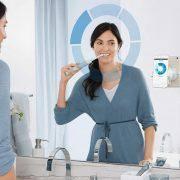 مسواک برقی اورال بی Oral-B مدل Genius 8000