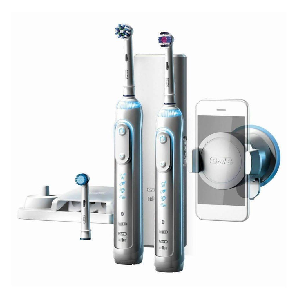 مسواک برقی اورال بی Oral-B مدل Genius Pro 8900