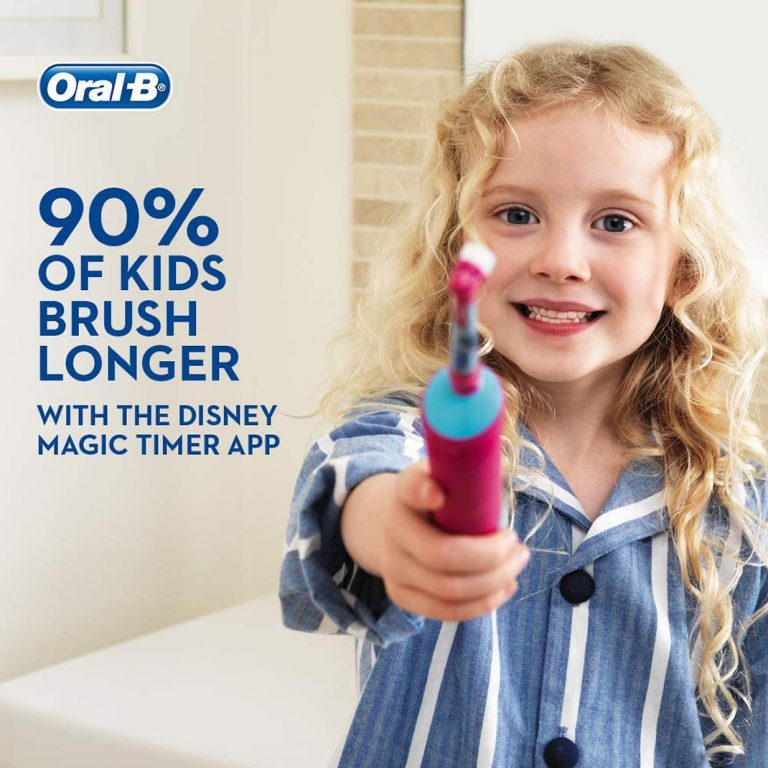 مسواک برقی اورال بی Oral-B مدل Stages Power Frozen
