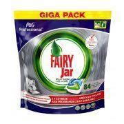 قرص ماشین ظرفشویی Fairy Platinum Jarبسته 84 عددی فیری مدل پلاتینیوم جار