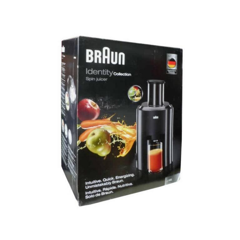 آبمیوه گیری براون Braun مدل j300