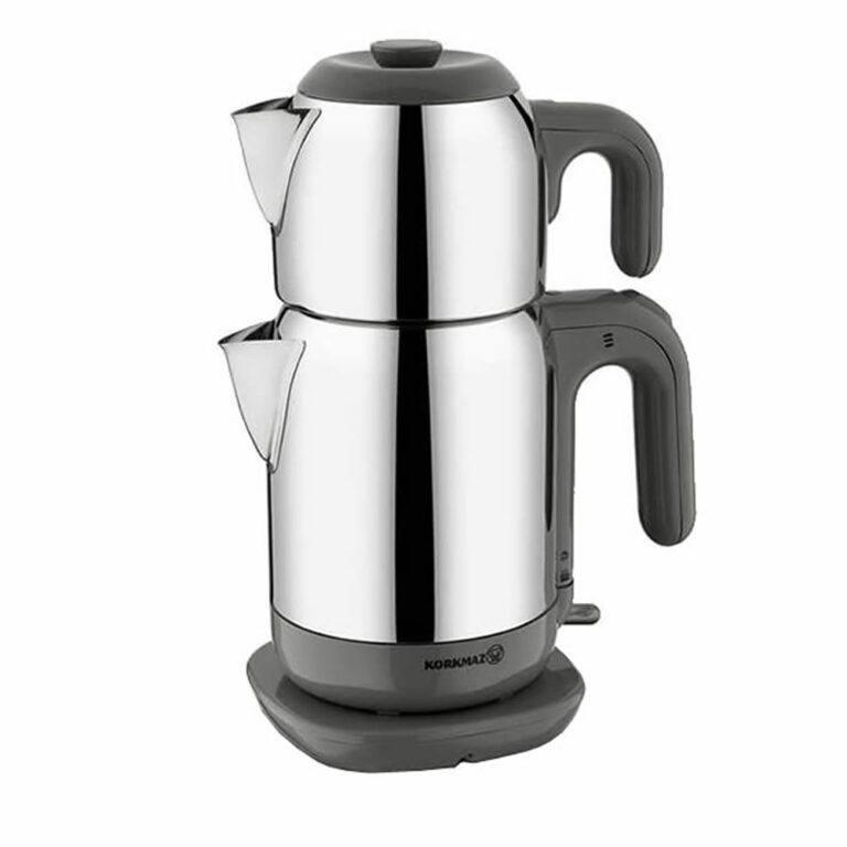 چای ساز کرکماز Korkmaz مدل Demtez کد A369