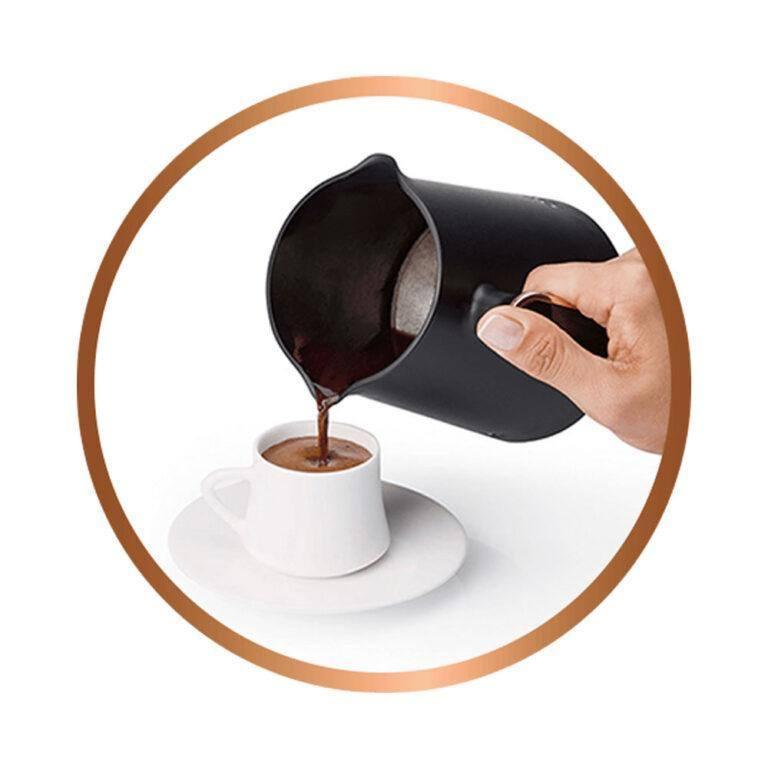 قهوه ترک ساز دوقلو آرزوم Arzum مدل OK006